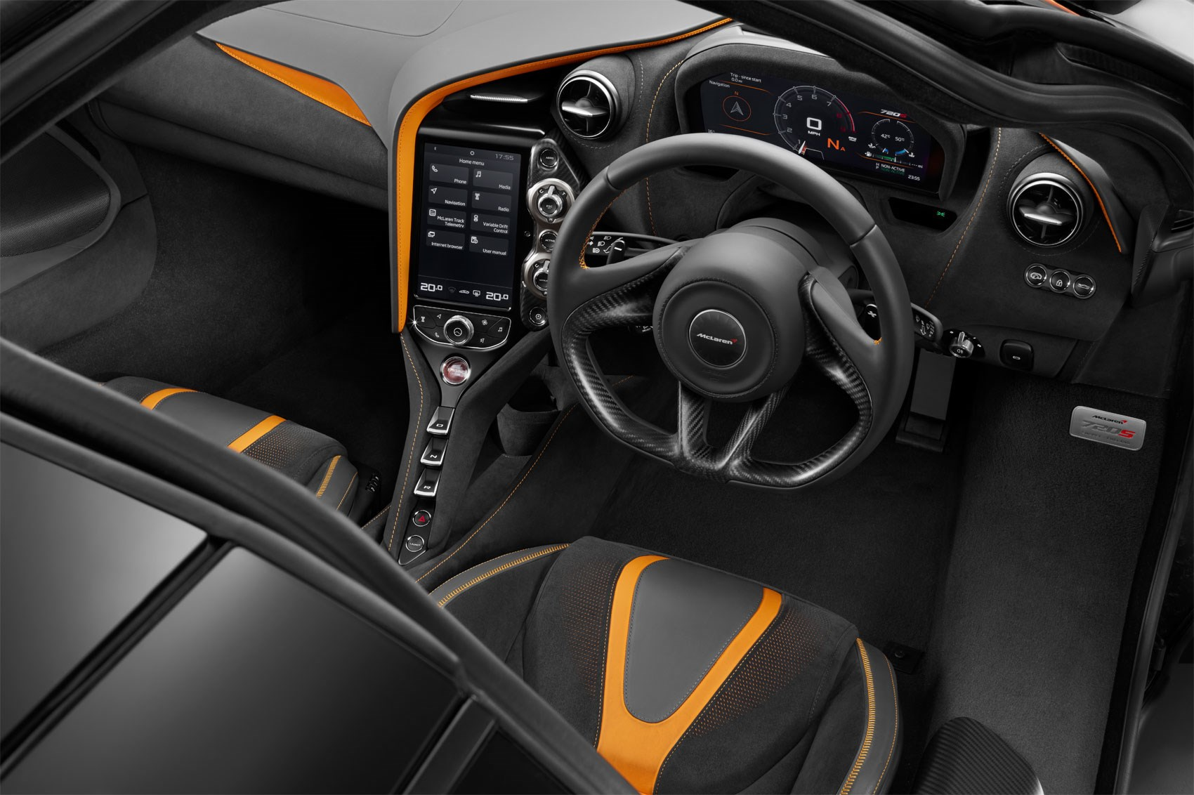 McLaren storms into Geneva with new 720S supercar by CAR ...