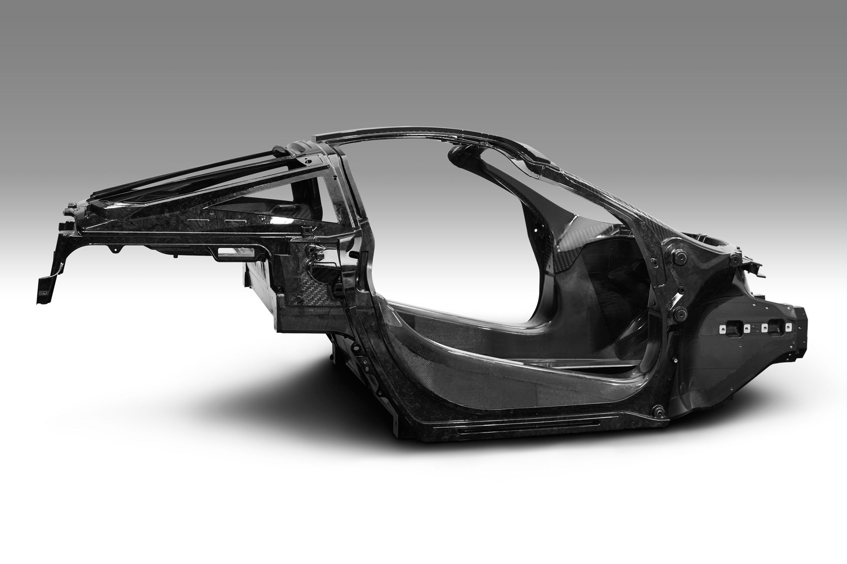 McLaren P14 Monocage II revealed ahead of Geneva debut