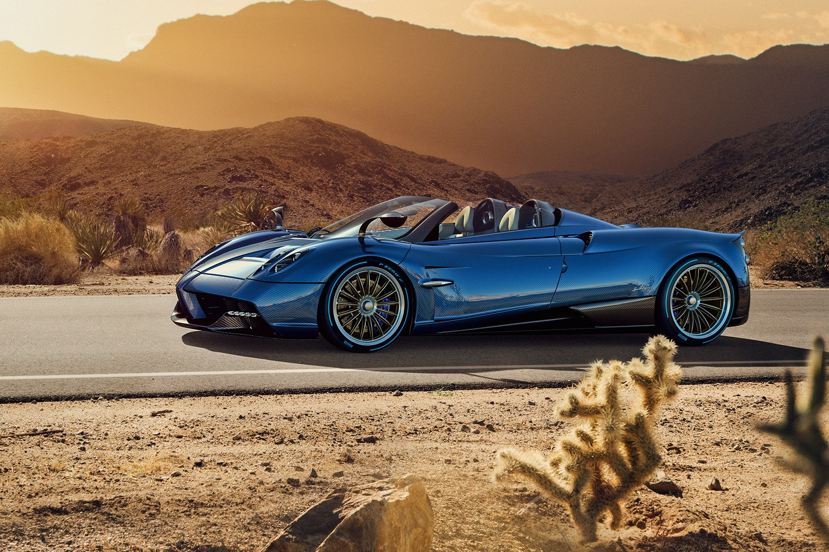 Pagani Huayra Roadster Blows Into Geneva 2017 By Car Magazine
