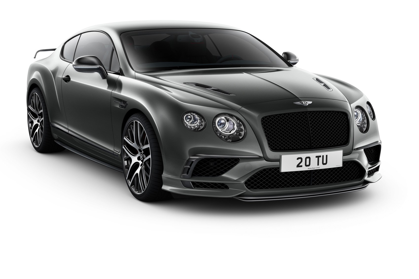 Meet the 2017 Bentley Continental Supersports: the most powerful Bentley to date