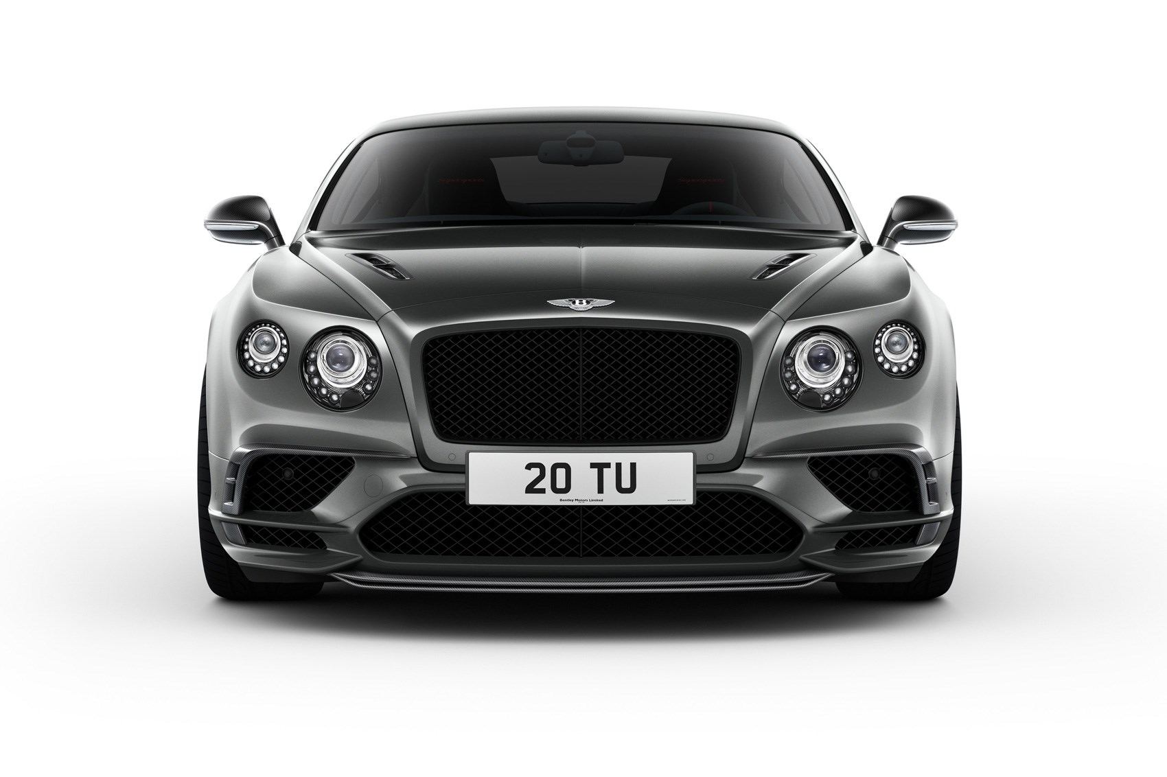 Meet The 2017 Bentley Continental Supersports The Most Powerful