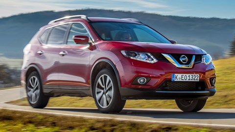 Nissan X-Trail Tekna dCi 177 AWD Auto (2017) review | CAR