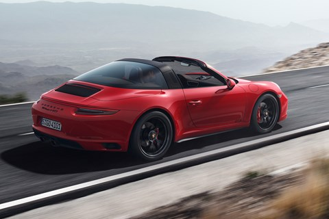 Porsche 991.2 GTS Targa