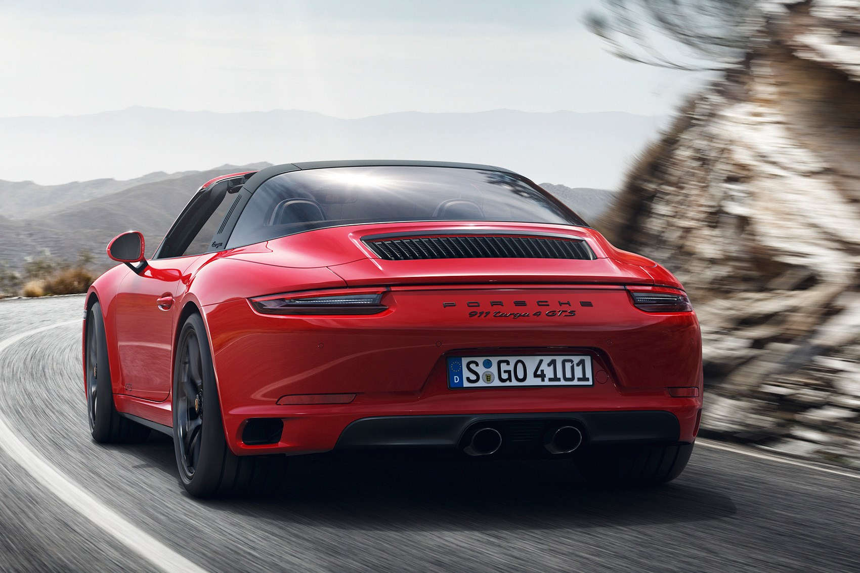 New 2017 Porsche 991 2 Gts Revealed The Pick Of The
