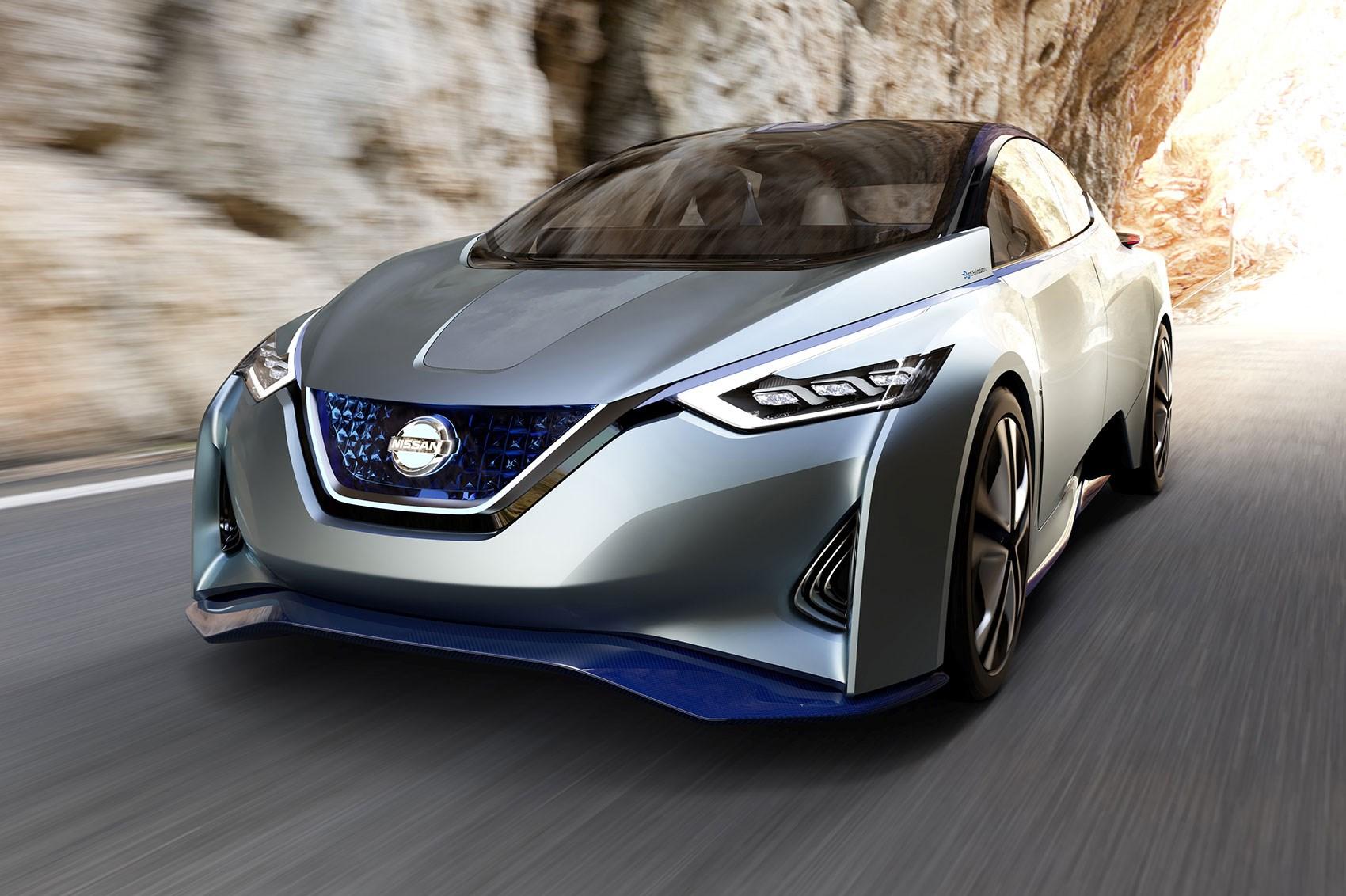 Nissan\'s space age thinking tackles autonomous problem | CAR Magazine