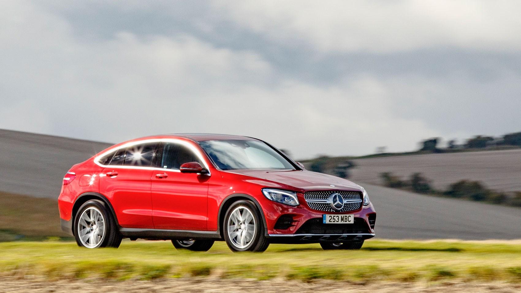 Mercedes Suv Coupe : mercedes benz glc250d 4matic amg line coupe 2017 uk review car magazine ~ Medecine-chirurgie-esthetiques.com Avis de Voitures