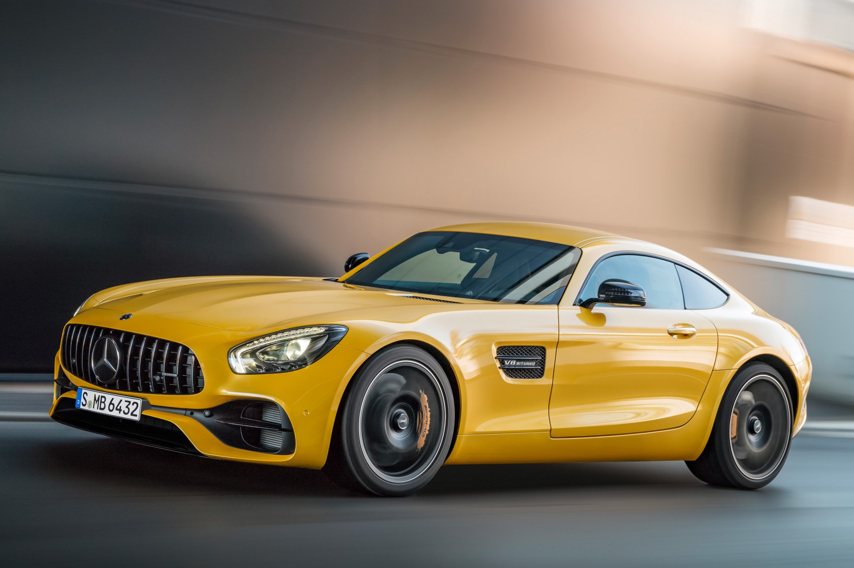 Image result for 2017 AMG GTS