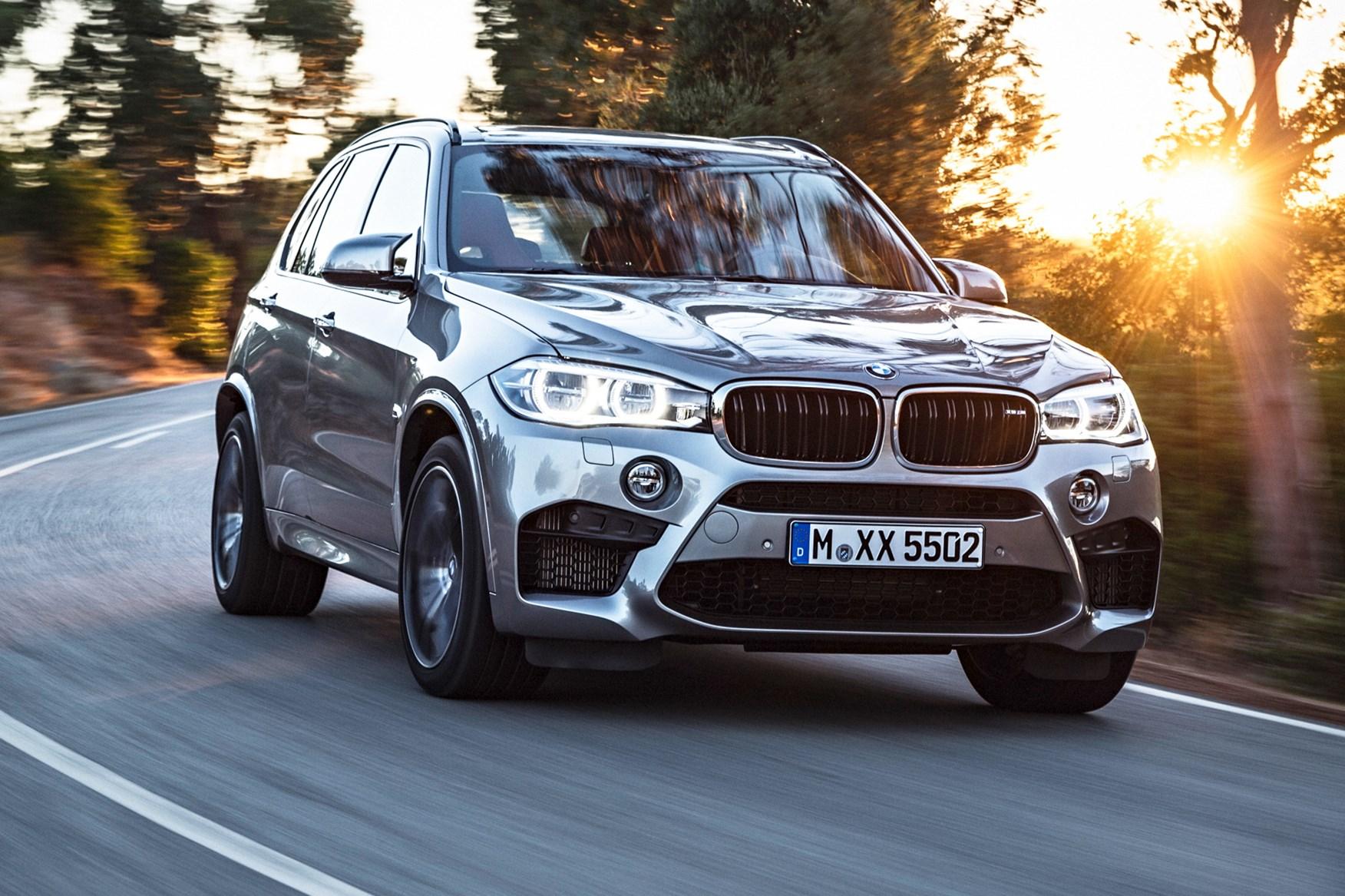 Bmw X5 M 2017 Review By Car Magazine