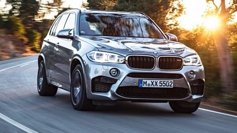BMW X5 M (2017) review   CAR Magazine