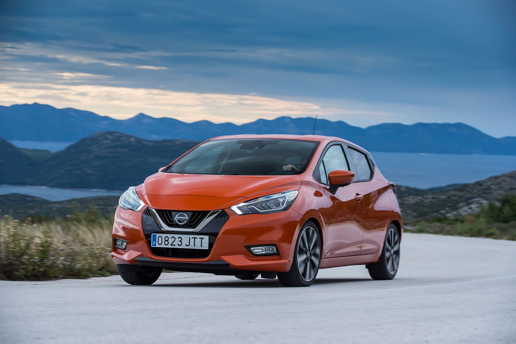 The New 2017 Nissan Micra