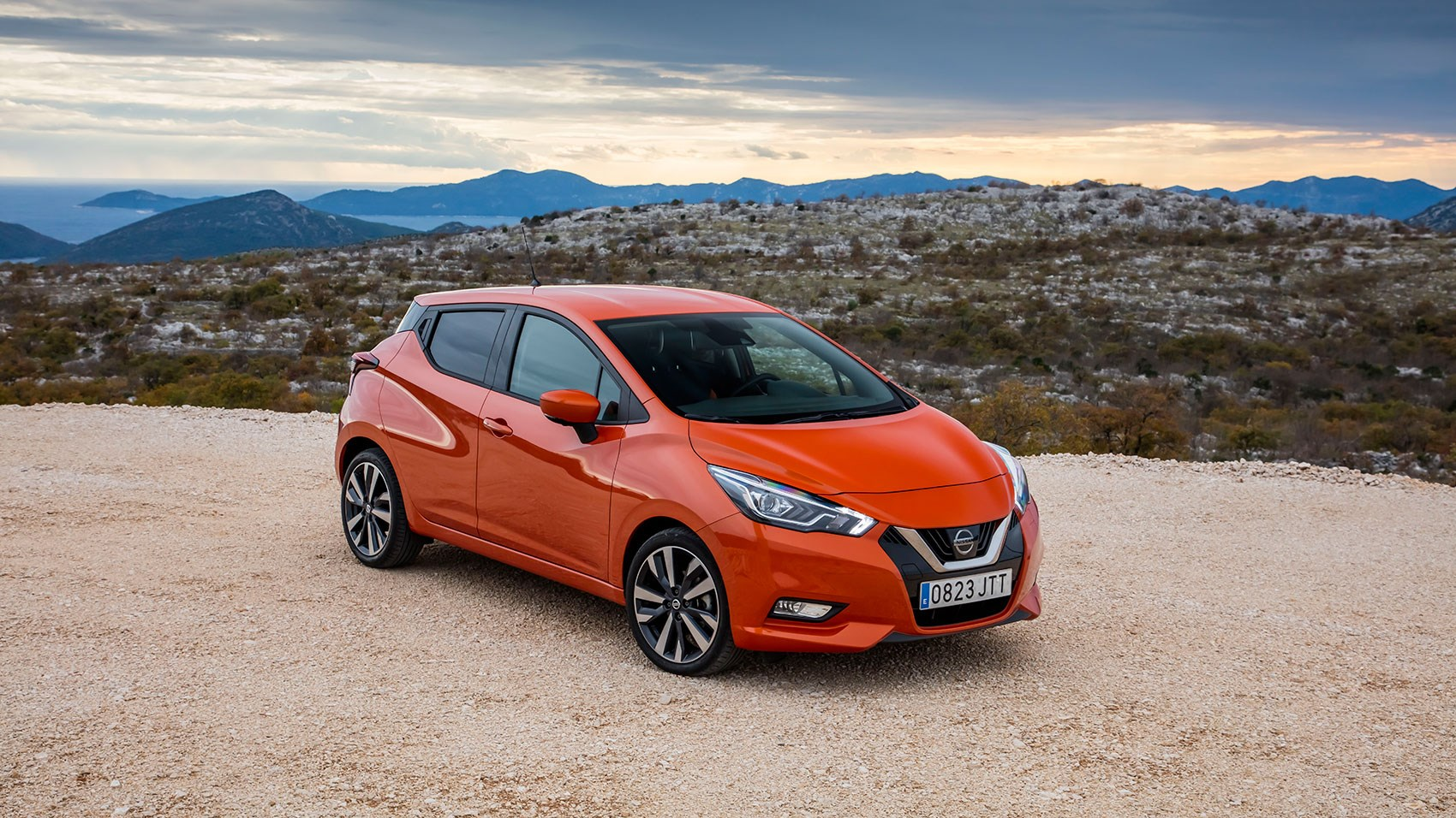 2018 nissan micra. unique nissan this nissan micra is aimed at europe  and wonu0027t be sold in japan intended 2018 nissan micra h