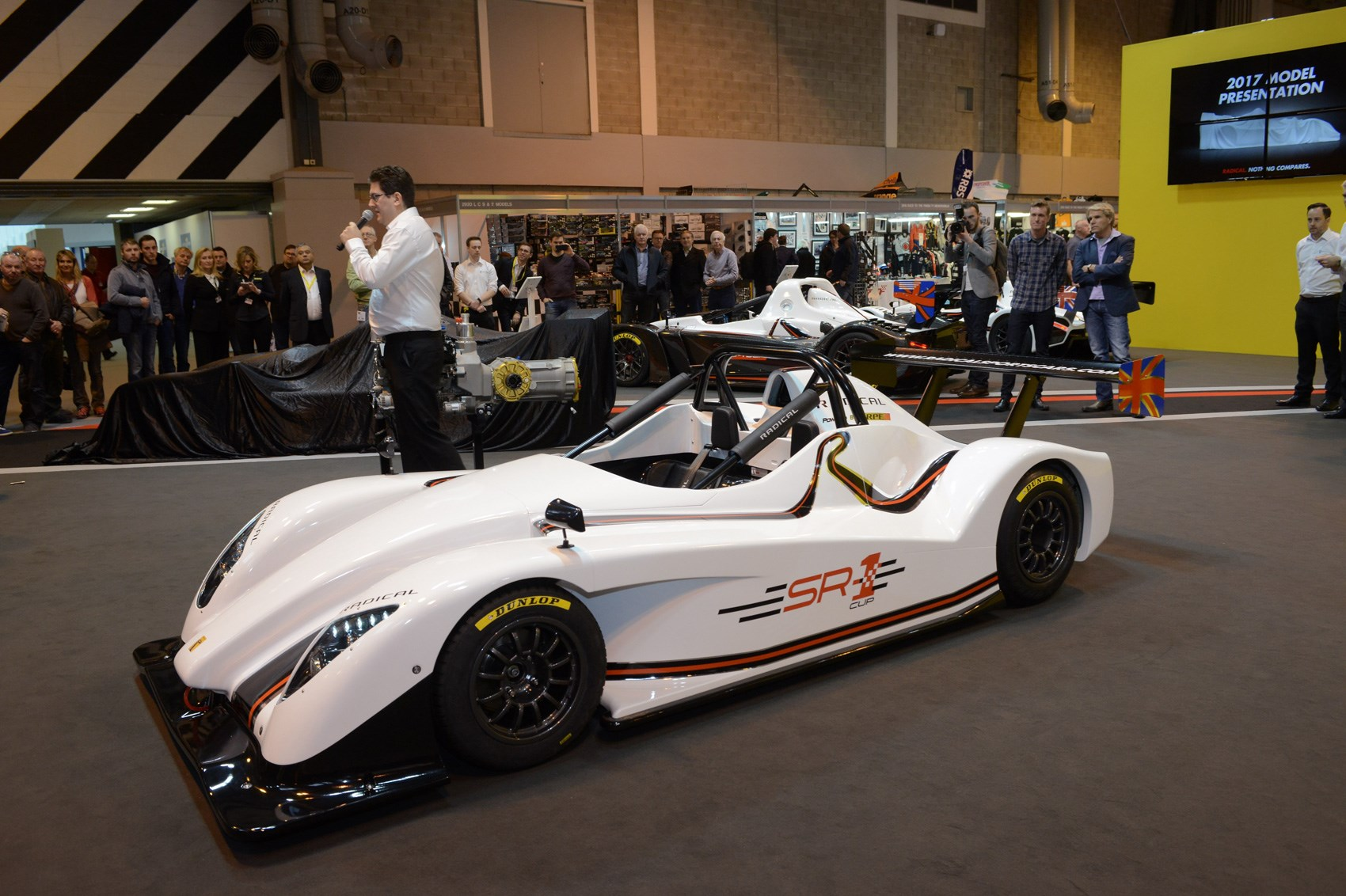 New Radical Sr1 And Sr8 Unveiled For 2017 With A Little