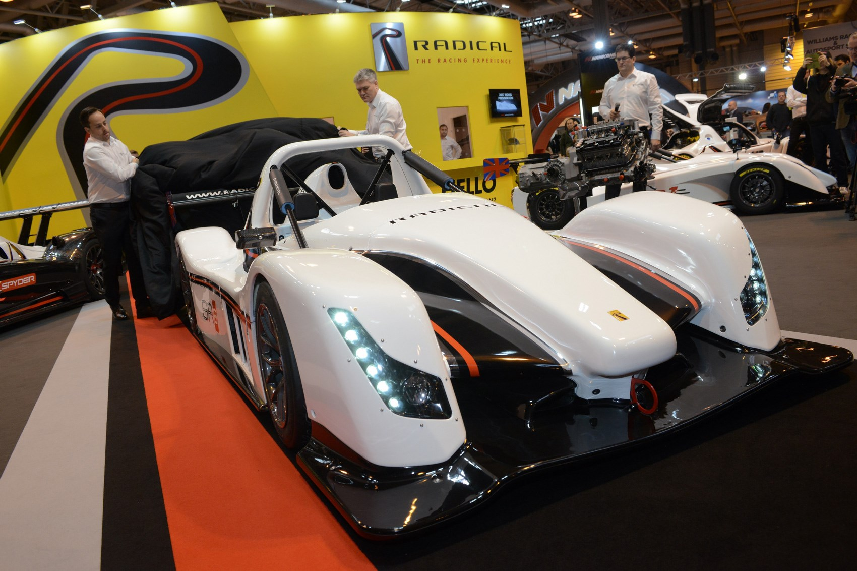 New Radical SR1 and SR8 unveiled for 2017 – with a little