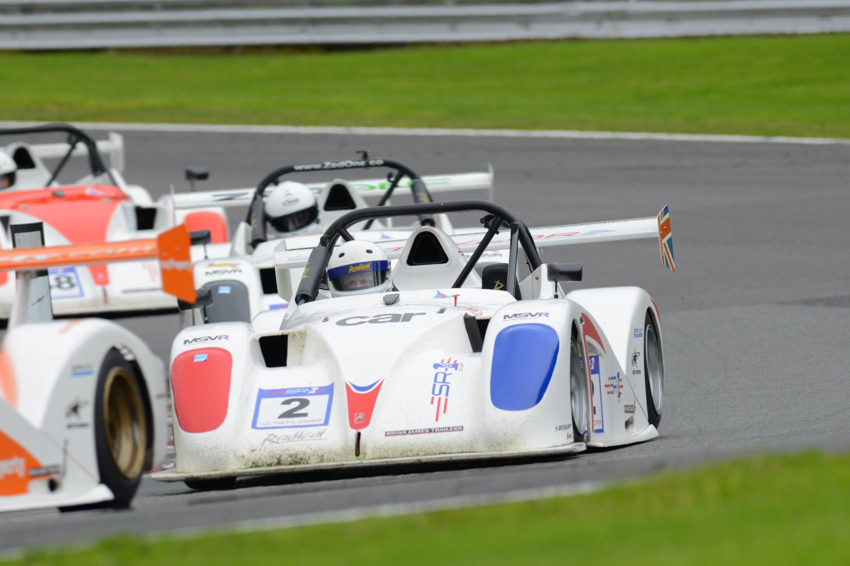 New Radical SR1 and SR8 unveiled for 2017 – with a little help from
