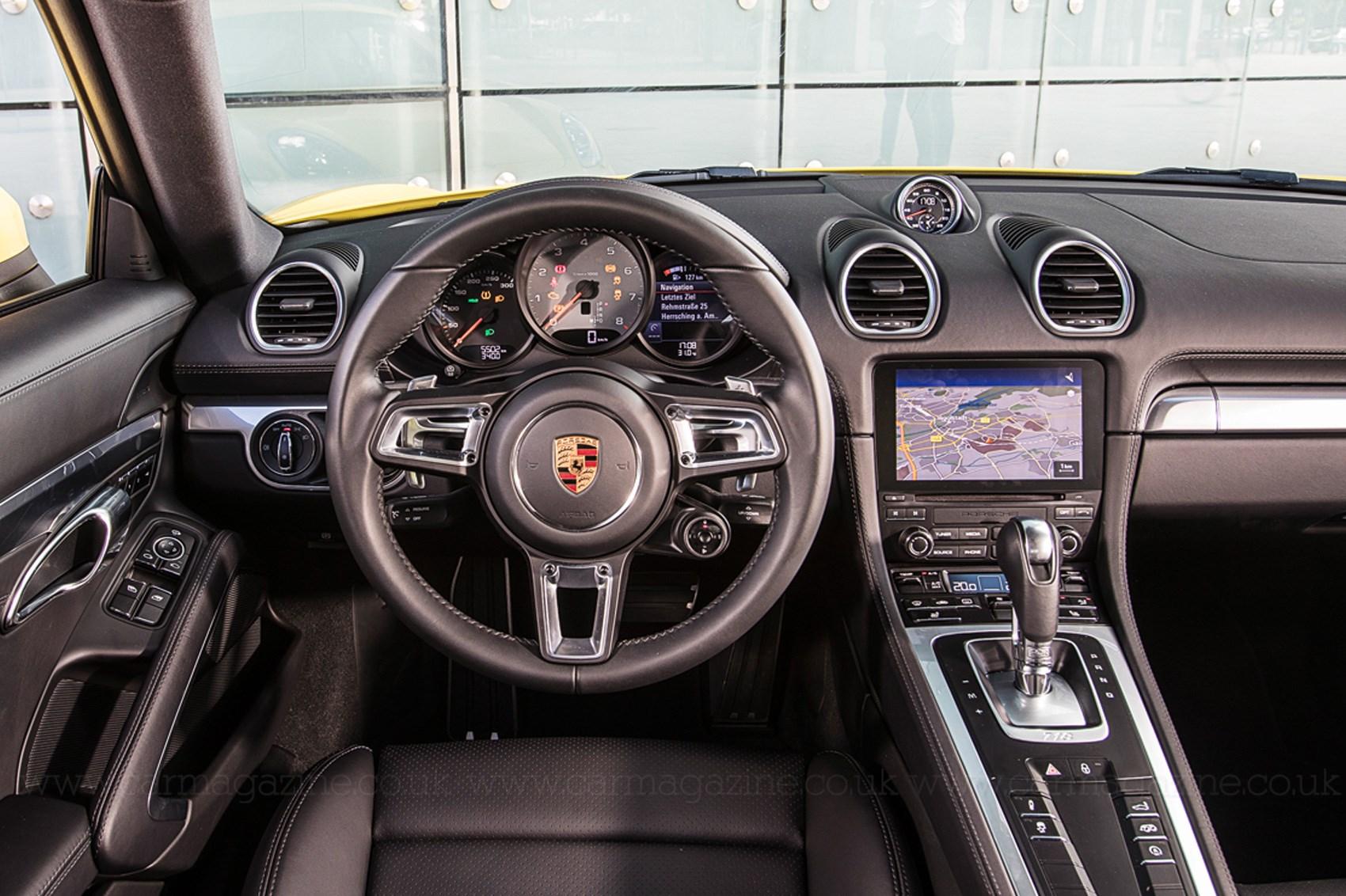 Twin test: Audi TT RS vs Porsche 718 Cayman S | CAR Magazine