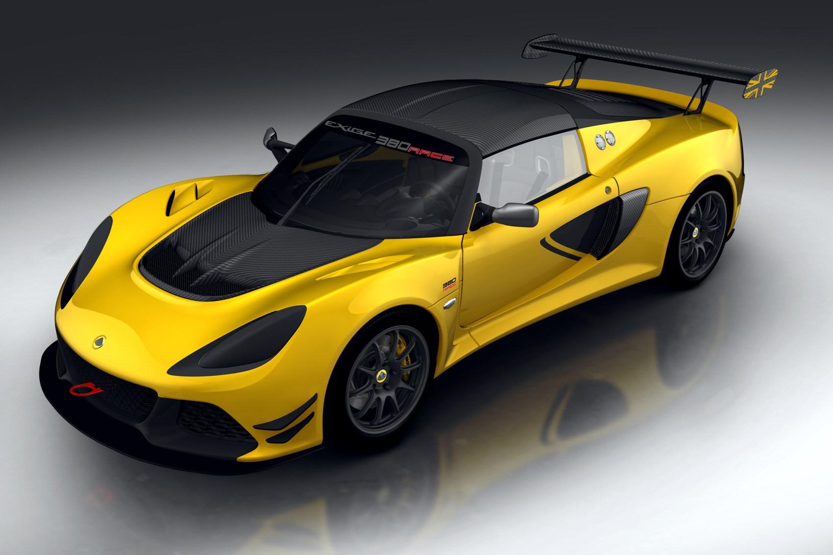 Lotus Exige Race 380: 998kg racer revealed for 2017 | CAR Magazine