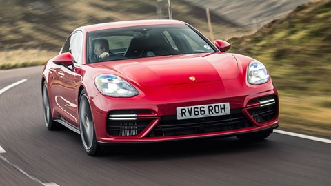 Porsche Panamera Turbo 2017 Review Car Magazine