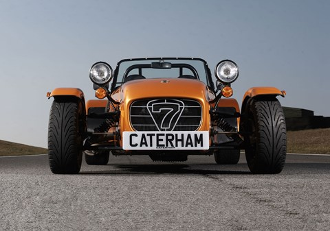 The Caterham Seven: celebrating its 60th anniversary in 2017