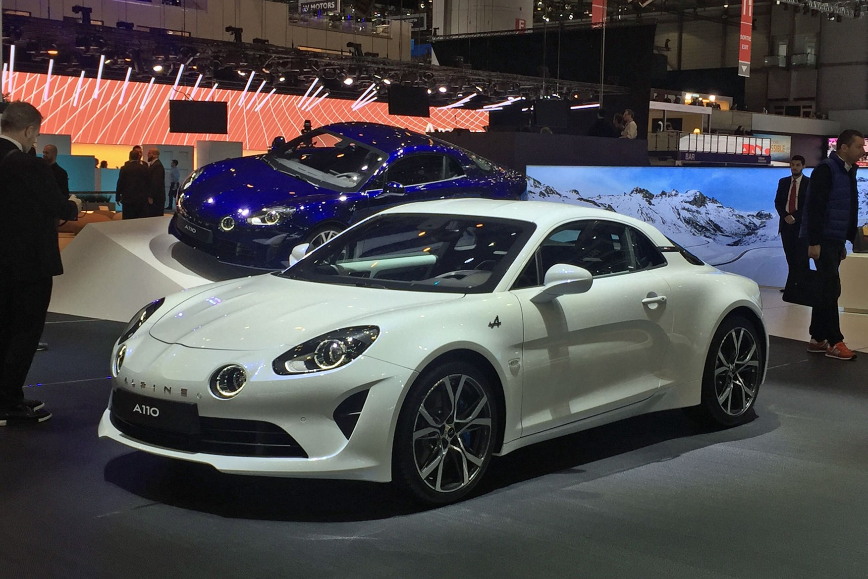 Alpine A110 sports car everything you need to know