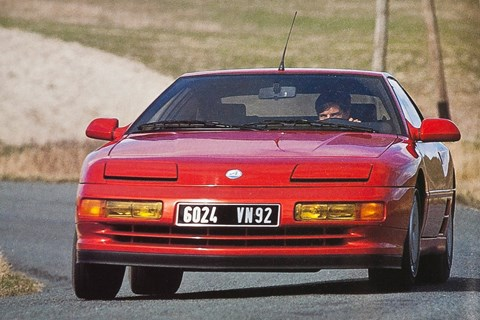 The original 1980s Alpine A610: what all the fuss is about