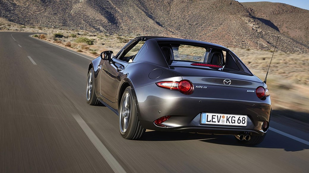 2017 Mazda Mx 5 Rf Review