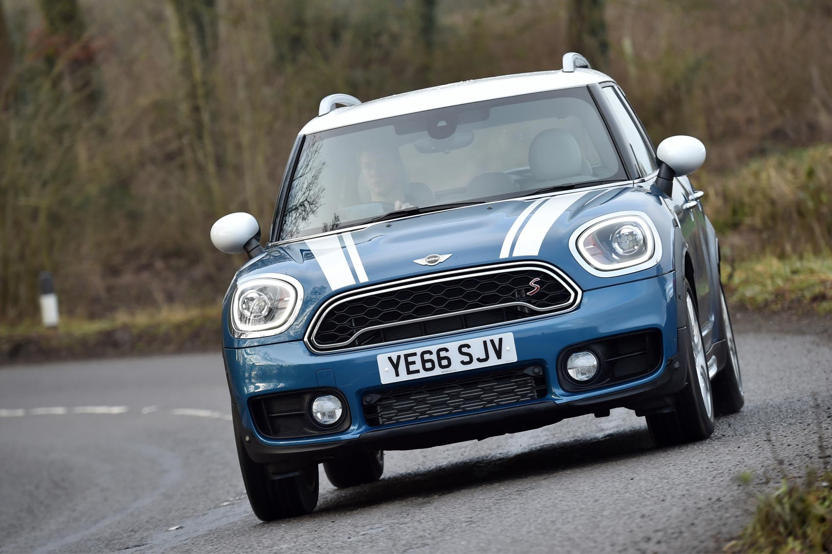 Mini Cooper S Countryman All4 Auto 2017 Review