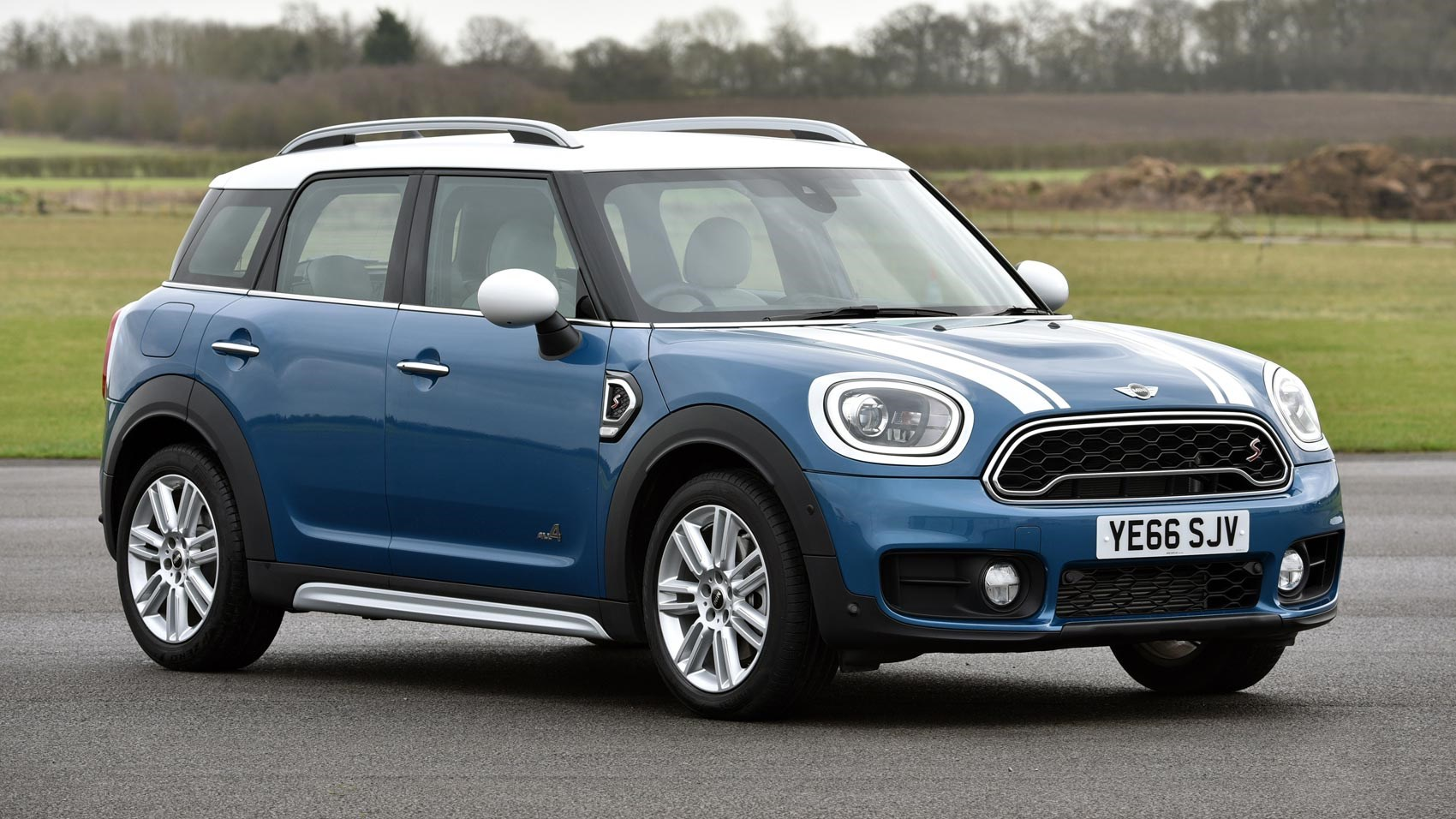 Mini Cooper S Countryman All4 Auto 2017 Review Car Magazine