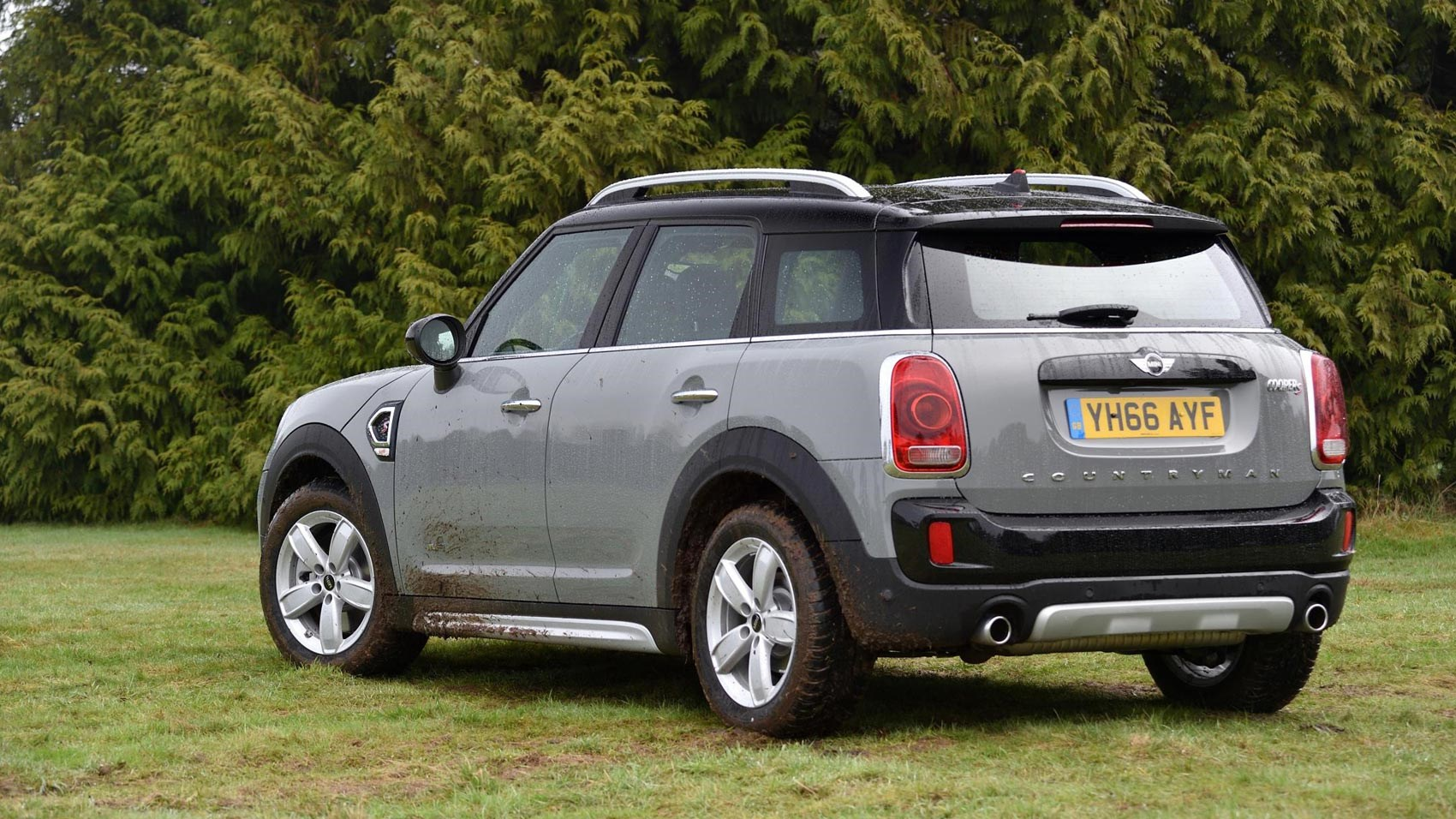 mini cooper s countryman all4 auto 2017 review by car magazine. Black Bedroom Furniture Sets. Home Design Ideas