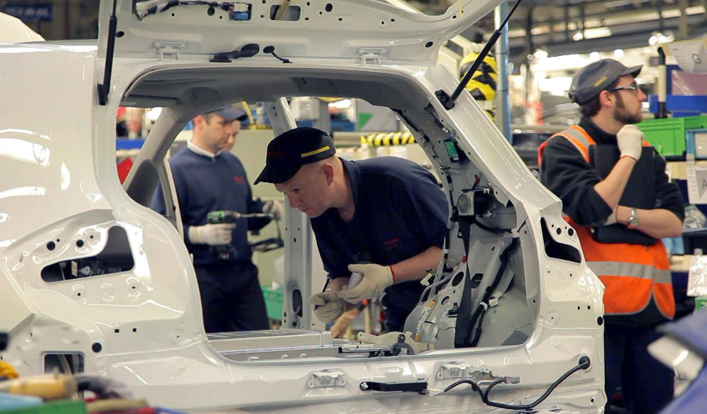 Brexit Threat To Burnaston Toyota Chief Questions Viability Of Uk