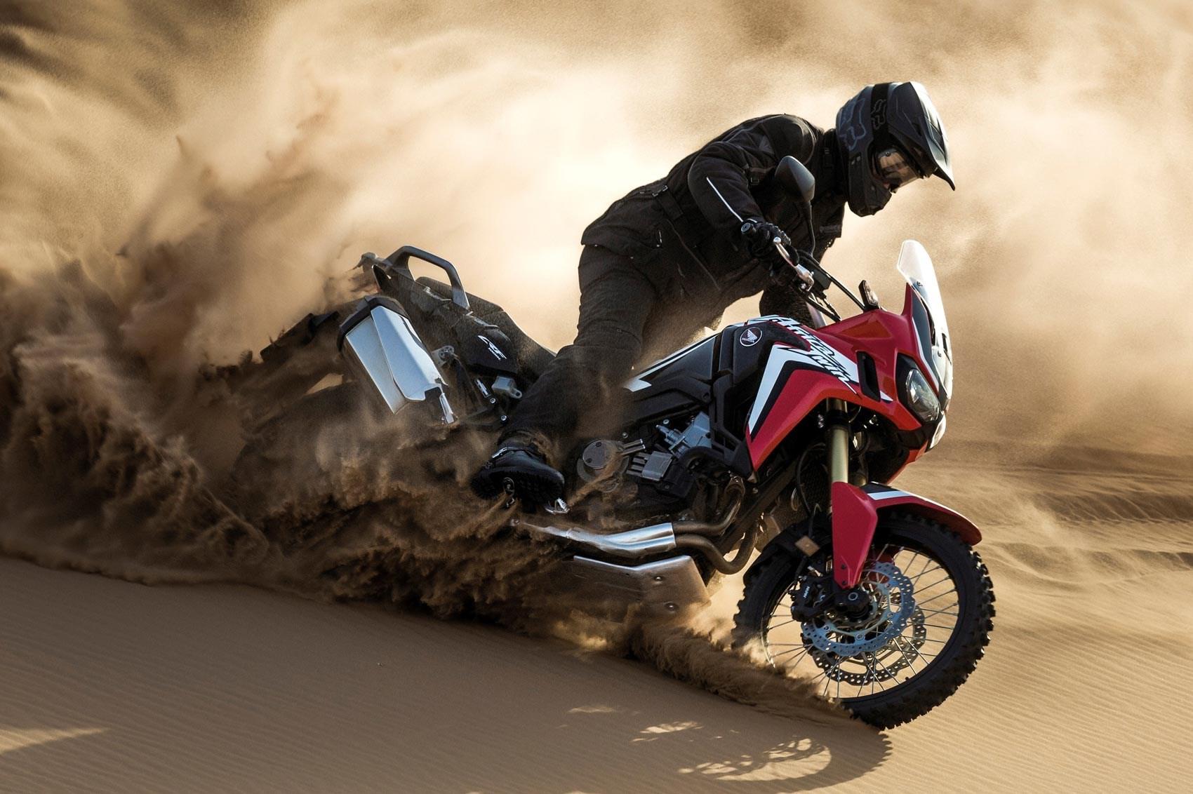 Handlebars: Honda Africa Twin (2017) motorcycle review