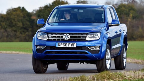 Volkswagen Amarok V6 Aventura 4x4 (2017) review | CAR Magazine