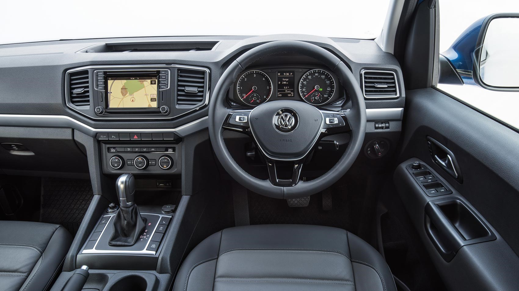 Toyota Tundra Diesel Review - Volkswagen Amarok V6 Aventura 4x4 (2017) review by CAR ...