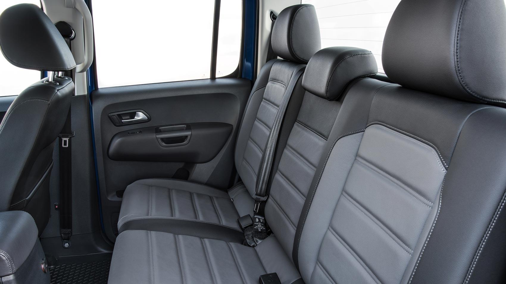Volkswagen Amarok V6 Aventura 4x4 (2017) review   CAR Magazine