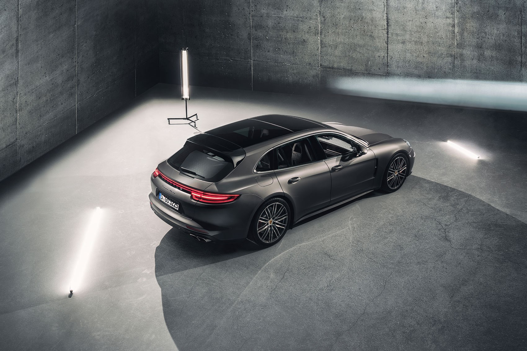 Porsche Panamera Sport Turismo Goes On Sale In October 2017