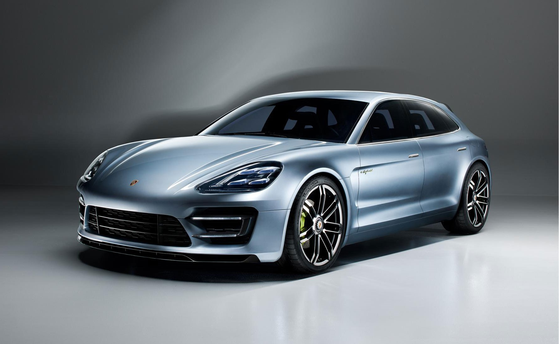 Porsche Panamera Sport Turismo At The Geneva Motor Show By