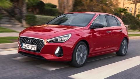 Hyundai I30 1 4 T Gdi 140ps Premium 2017 Review Car Magazine