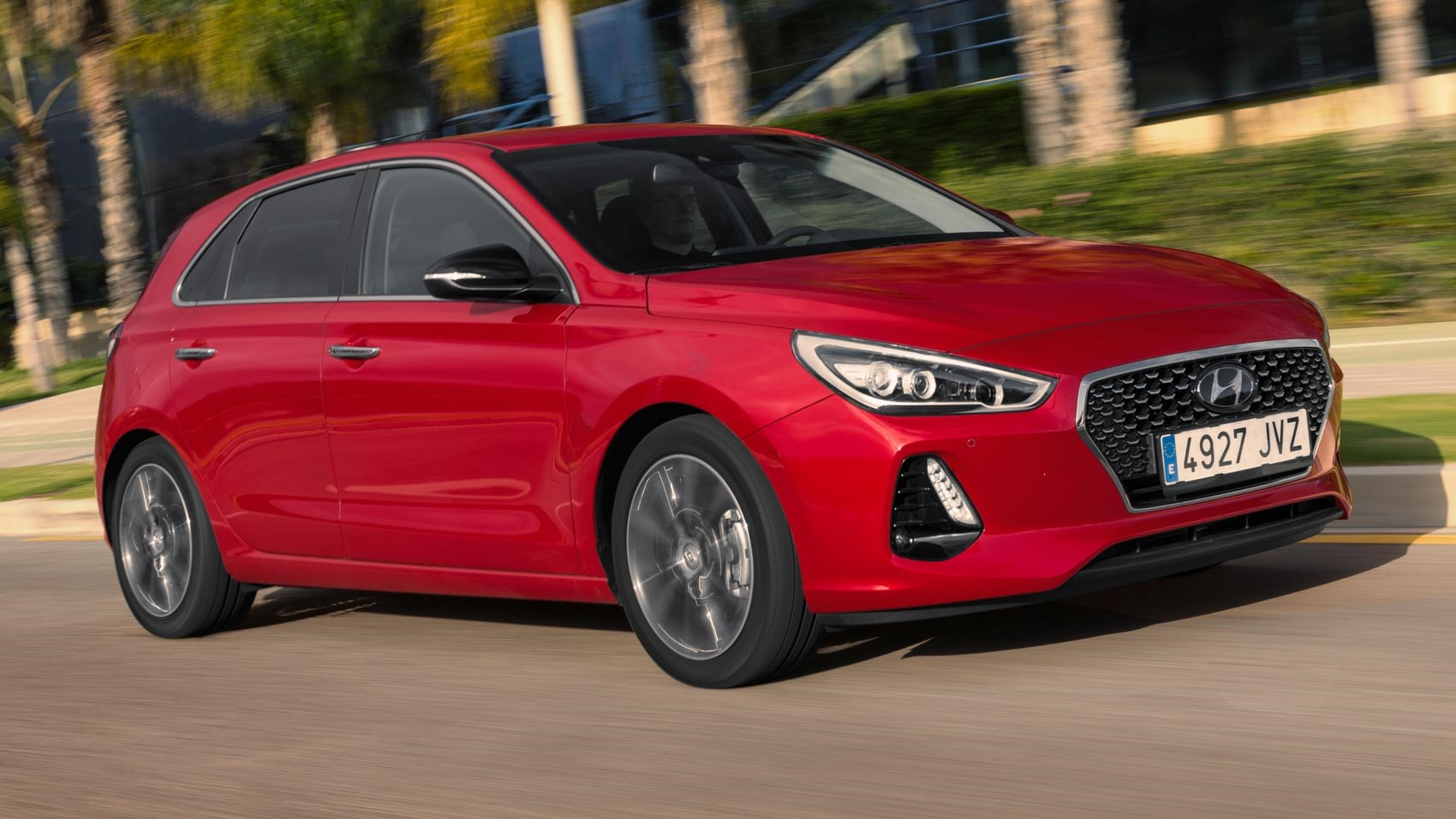 hyundai i30 1 4 t gdi 140ps premium 2017 review by car magazine. Black Bedroom Furniture Sets. Home Design Ideas