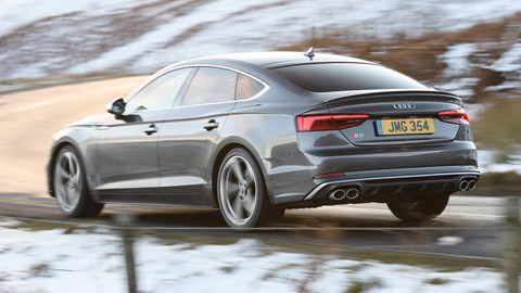 Audi S5 Sportback (2017) review: still worthy of the S badge