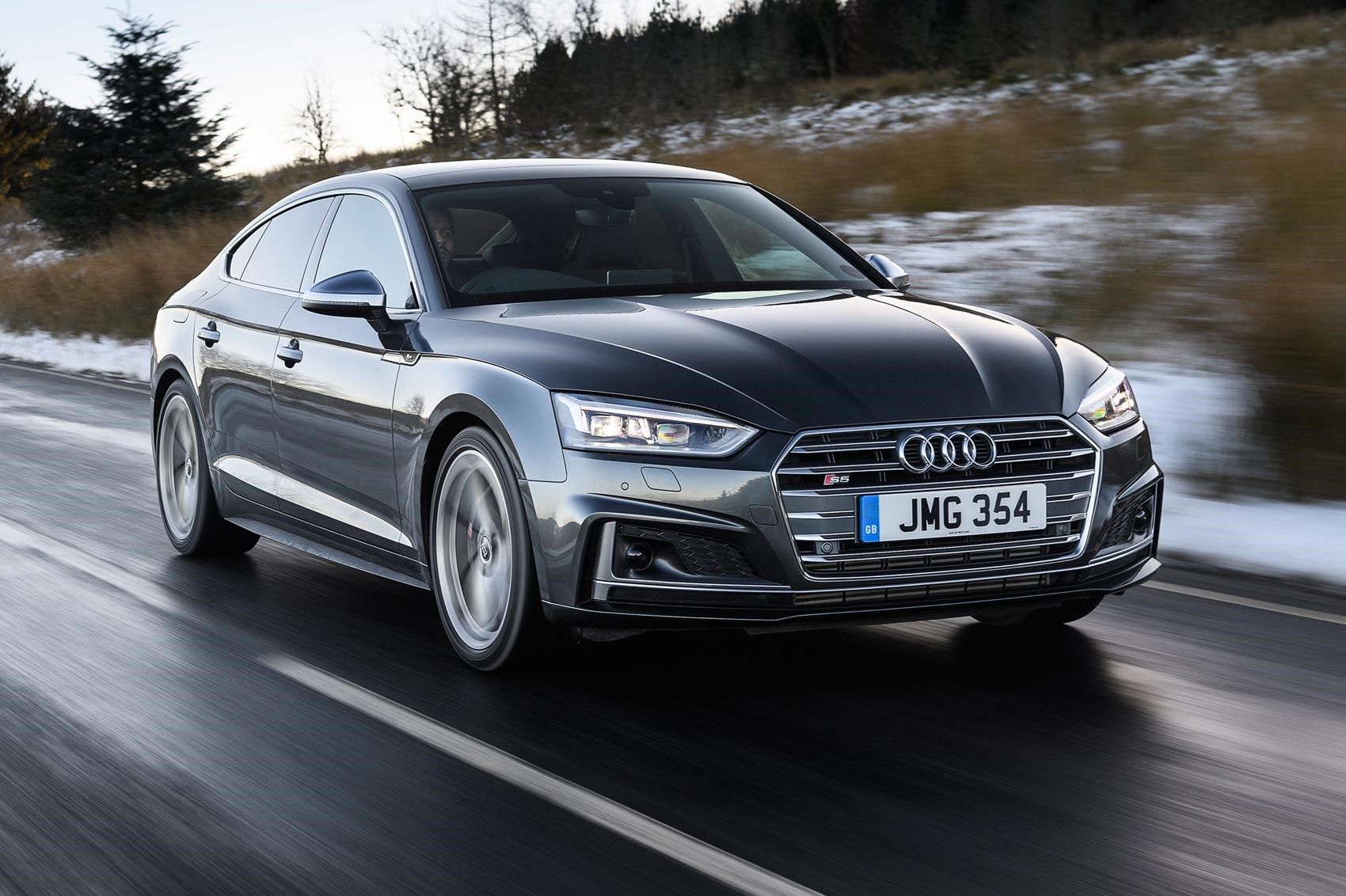 Audi S5 Sportback (2017) review: still worthy of the S badge? | CAR