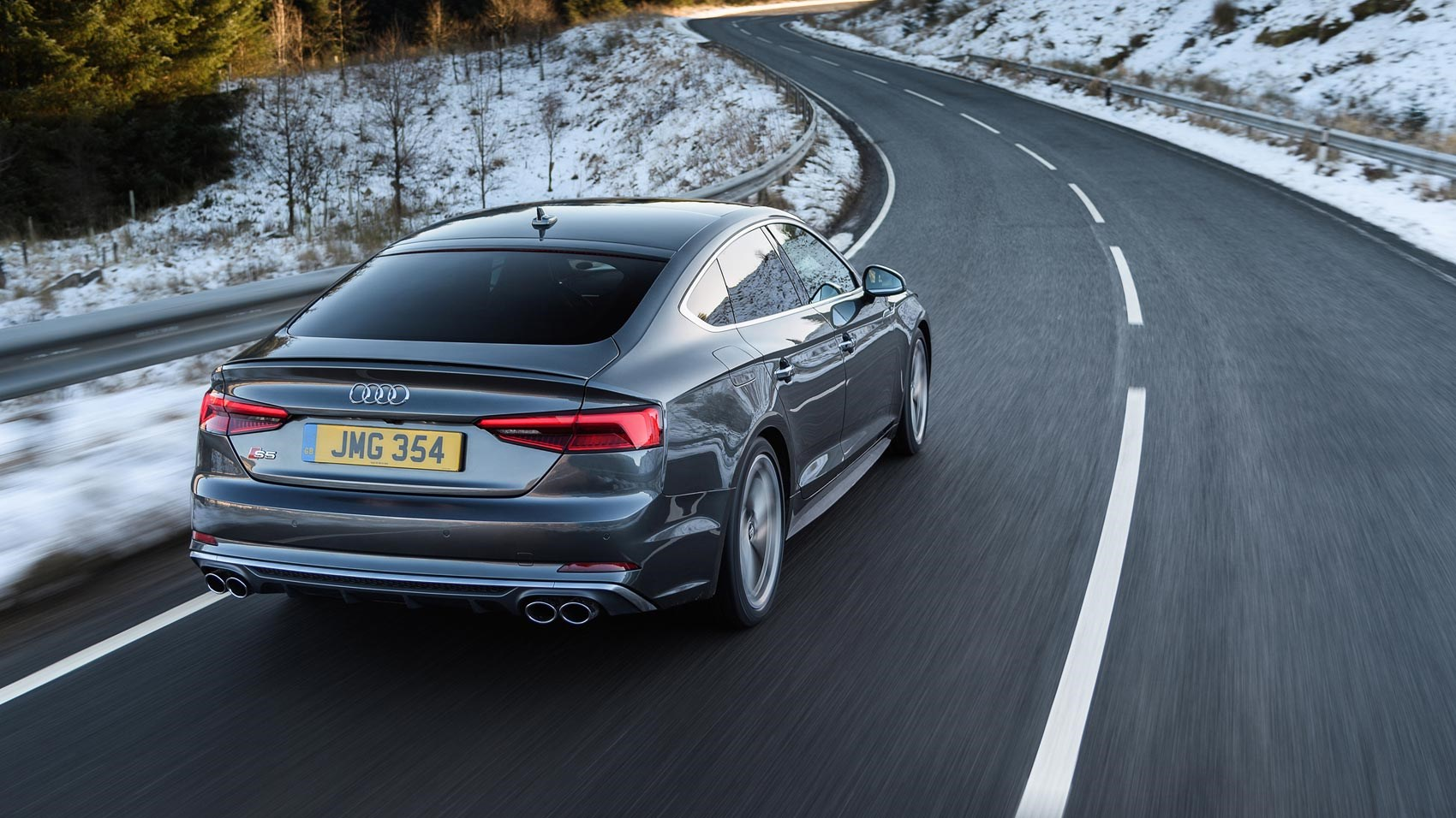 Audi s5 sportback 2017 review by car magazine - Audi S5 Sportback 2017 Review By Car Magazine 4