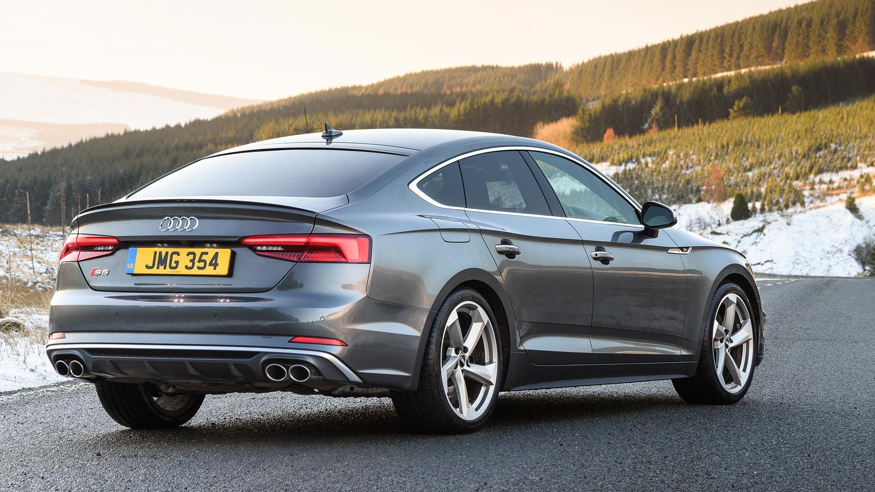 Audi s5 sportback 2017 review by car magazine - Audi S5 Sportback 2017 Review By Car Magazine 1