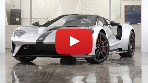 Ford GT walkaround video preview & Ford First Official Pictures | Car News by CAR Magazine markmcfarlin.com