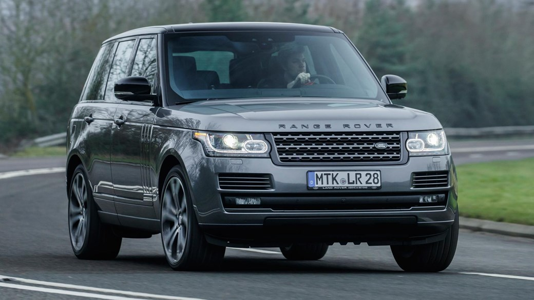 2017 Range Rover Svautobiography Dynamic Review