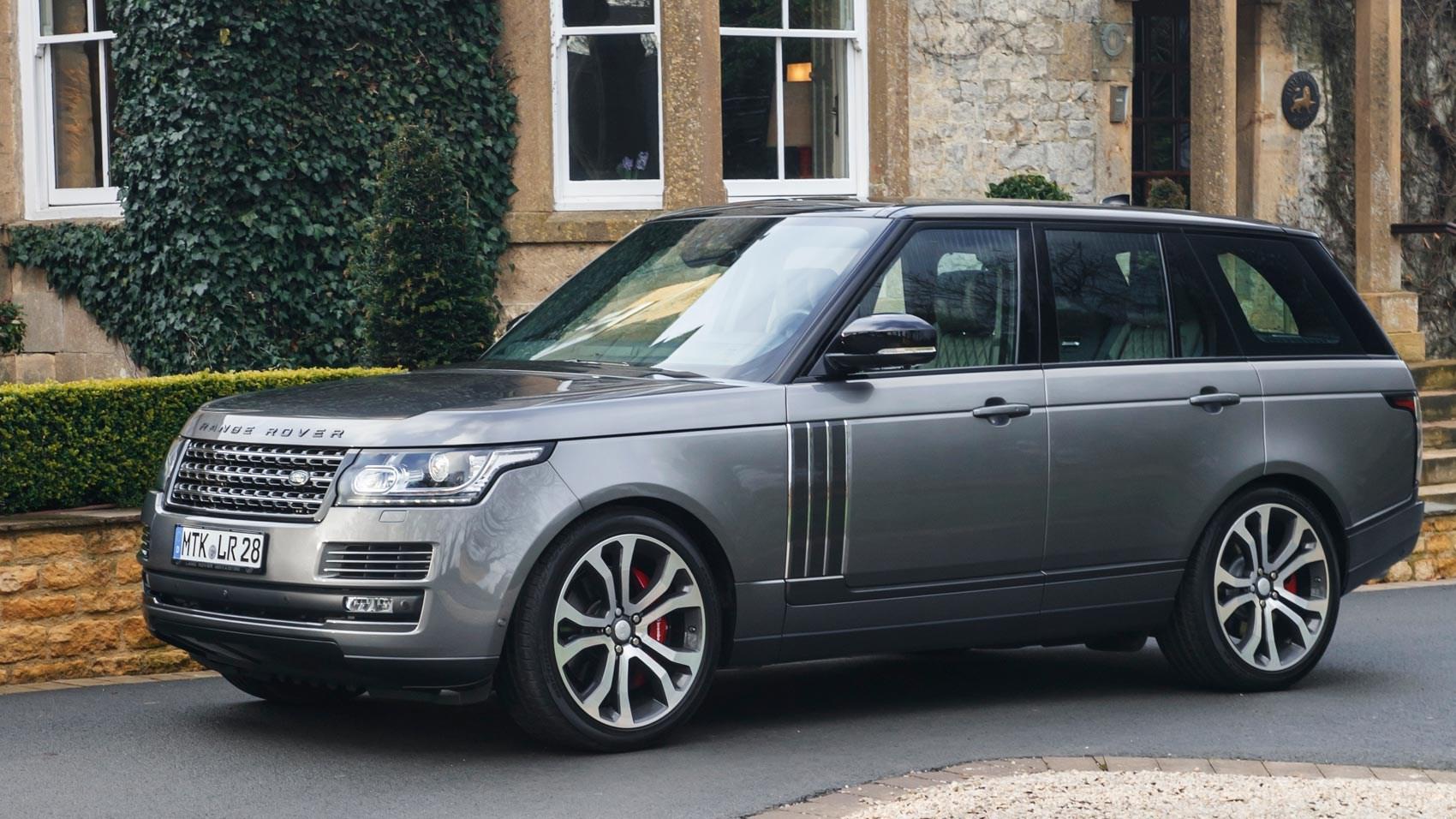 Auto Lease Deals >> Range Rover SVAutobiography Dynamic (2017) review | CAR ...