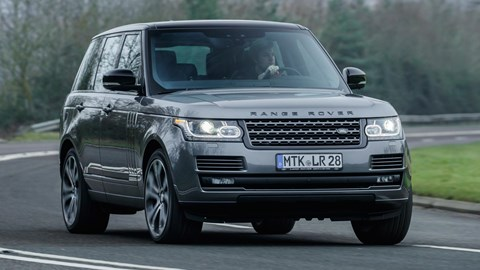 2017 Range Rover Configurations >> Range Rover Svautobiography Dynamic 2017 Review Car Magazine