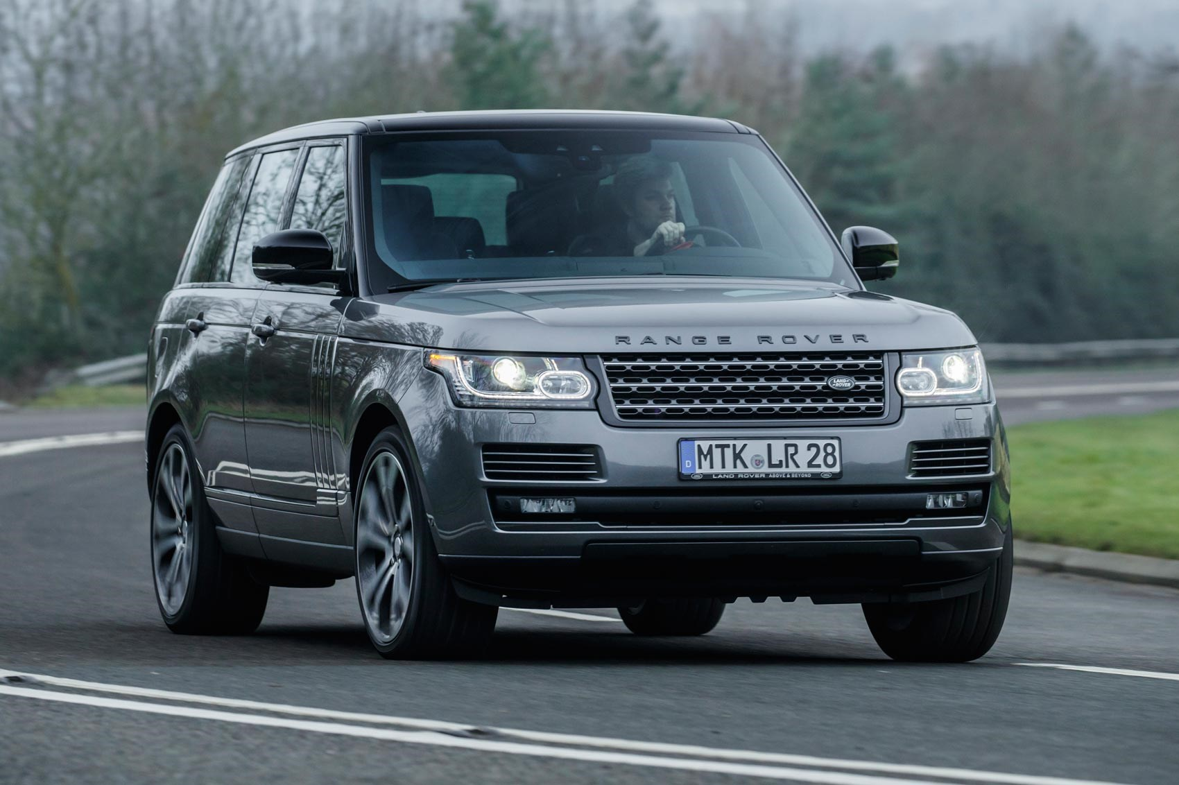 Range Rover Svautobiography Dynamic 2017 Review