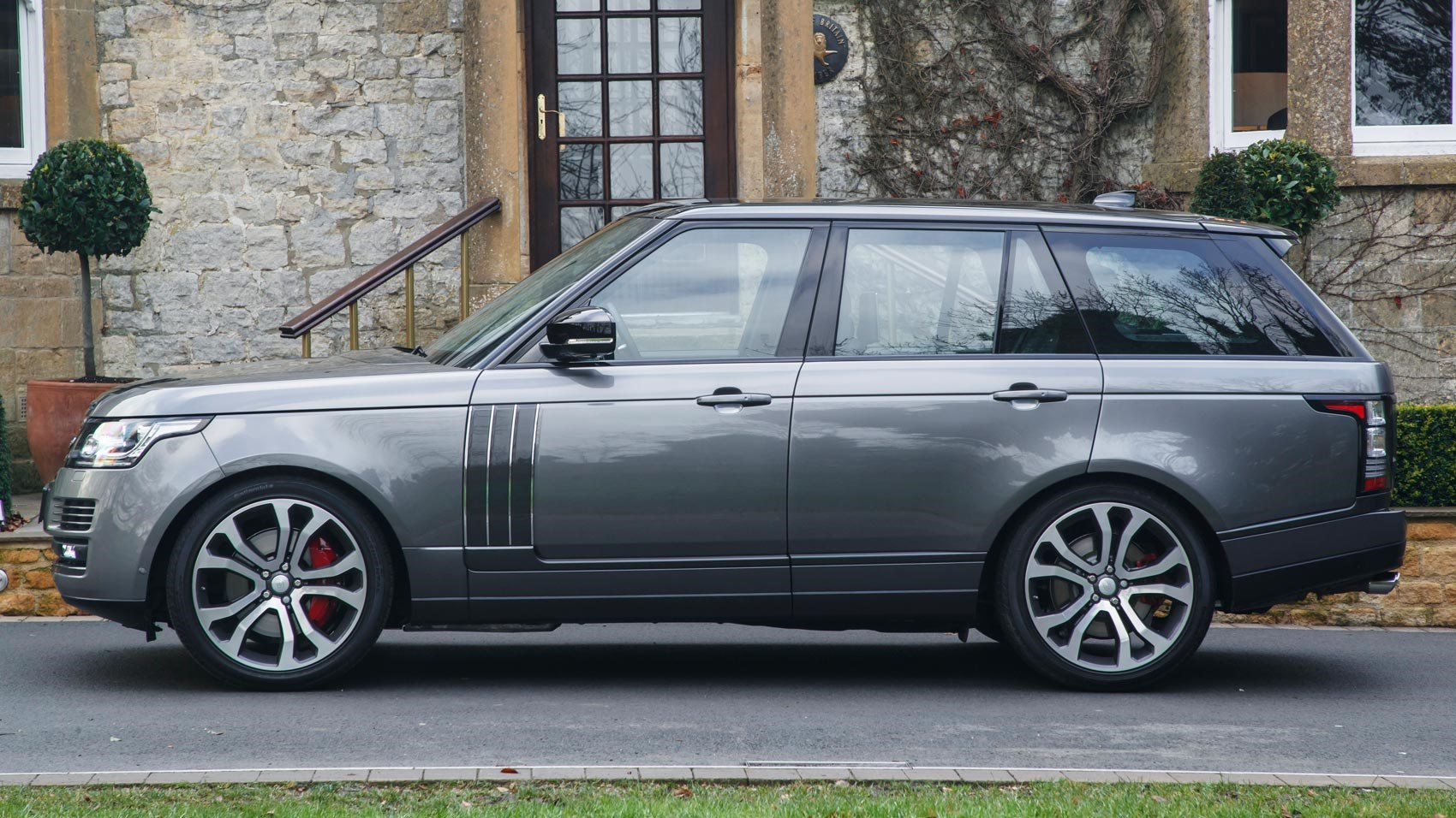 Range Rover Svautobiography Dynamic 2017 Review Car