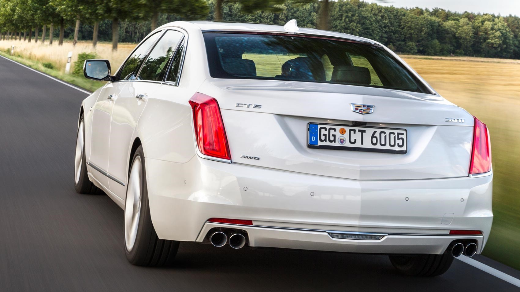 Cadillac CT6 Platinum (2017) review | CAR Magazine