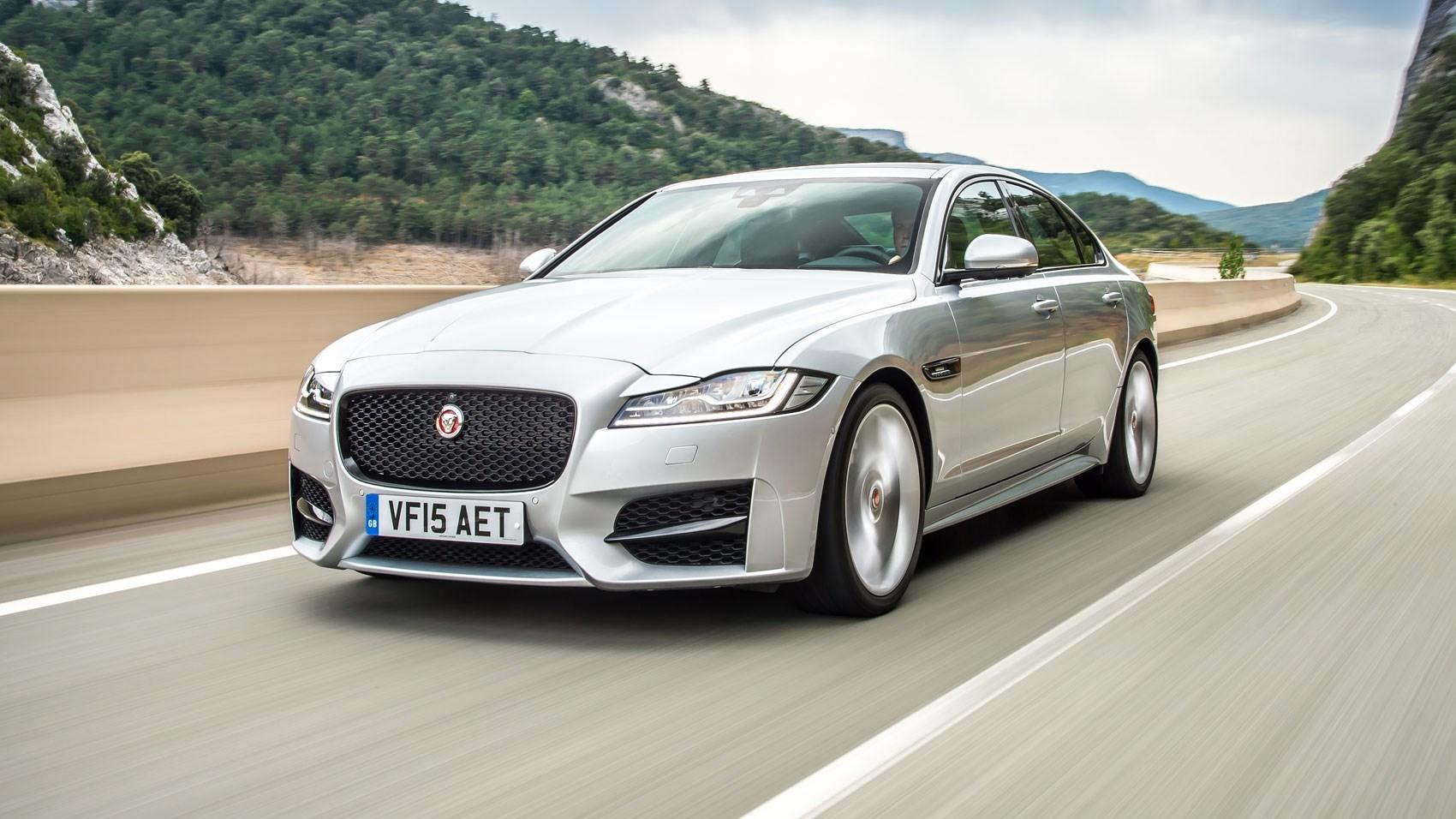Jaguar xf lease deal