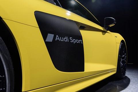Audi Exclusive paint scheme lets you personalise your R8